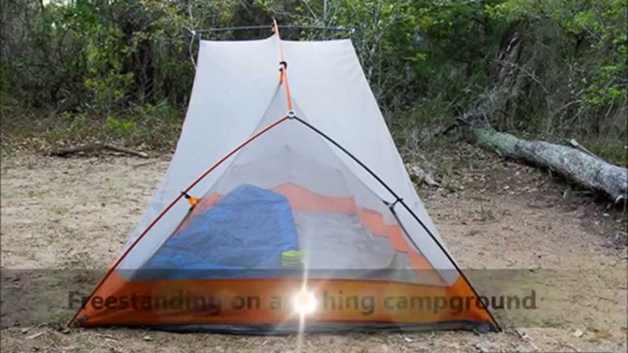 & Super lightweight backpacking tent ;Marmot Pulsar 2 Person - YouTube