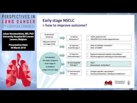 Current Status of Adjuvant Therapy for NSCLC
