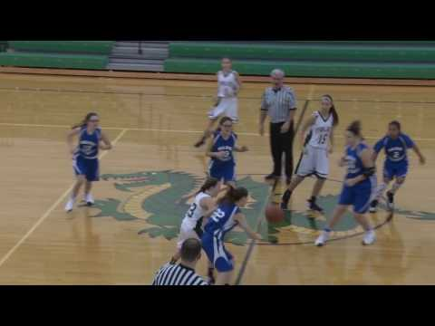Gallia vs. Fairland - Middle School Girls Basketball
