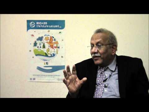 Mr. Nitin Desai, Deputy Secretary-General of the Rio Conference (1992)