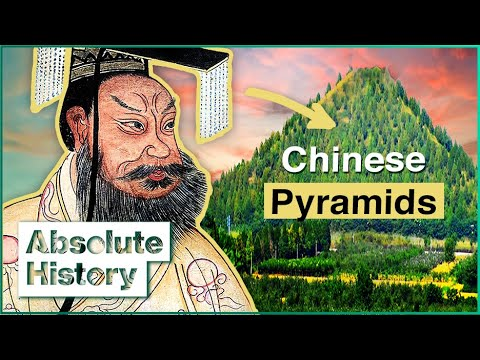 The Mystery Of The Lost Pyramids Of China | Absolute History