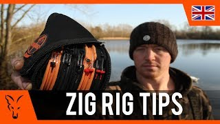 "***CARP FISHING TV *** ""ZIG RIG TIPS"" With Mark Bartlett"