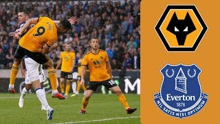 Wolves 2-2 Everton | Match Review
