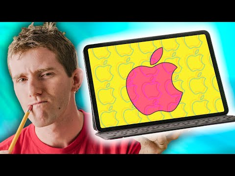 Replace your Laptop... with Something Worse! - iPad Pro 2018