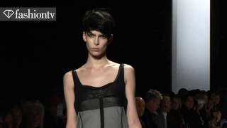 Narcisso Rodriguez Runway Show  - New York Fashion Week Fall 2011 NYFW   FashionTV - FTV