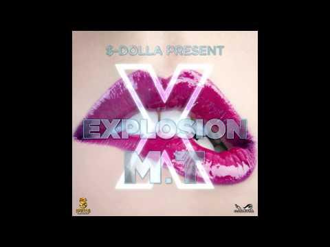 M.T - EXPLOSION - PS4 RIDDIM _ AUDIO OFFICIEL