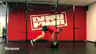 40 Best MedBall & SlamBall Exercises to spice up your Bootcamp & Fitness Training Program