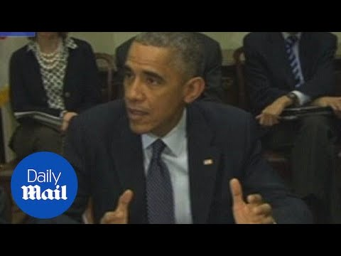 Obama says West Africa still has far to go in containing Ebola - Daily Mail
