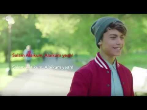 Harris J - Salam Alaikum (Low Pitched) - Lyrics