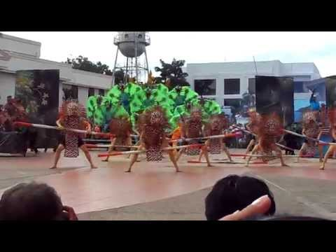 Baragatan Festival 2015: Saraotan sa Dalan Municipality of Quezon Full Length Final Performance.