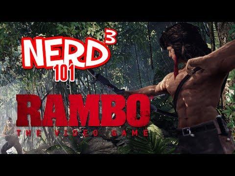 Nerd³ 101 -  Rambo Simulator 2014 thumbnail