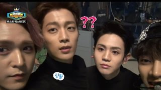 【TVPP】BEAST - Funny Moments at Back Stage, 비스트 - 쇼챔 백스테이지 @ …