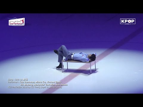 [HOT] 방탄소년단 - DNA performed by 6 world famous figure skaters @ Ice Fantasia 2018