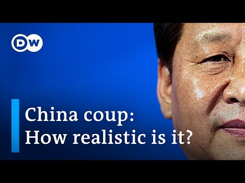 Author claims China's Xi Jinping could be removed from office   DW News