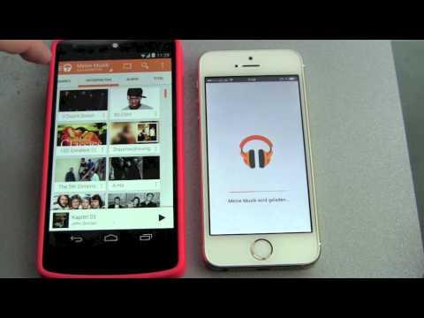 Google Play Music All-Inclusive ausprobiert und kurzer Test