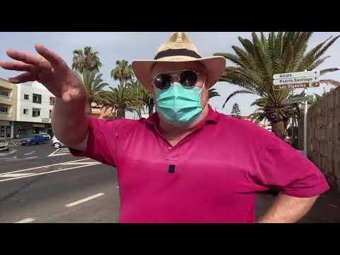 Thursday Walk - Playa de San Juan The Village - Living with Multiple Sclerosis