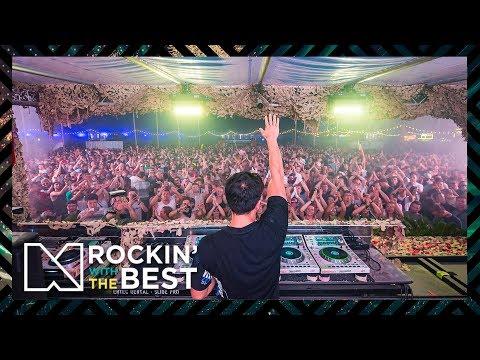Laidback Luke live @ Parookaville 2018   Rockin' With The Best