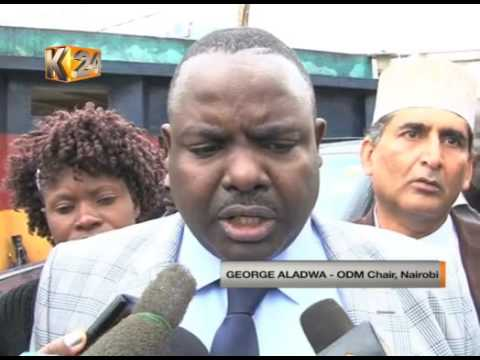 MP Arati,Former City Mayor Aladwa to be state witnesses in Subversion plot case