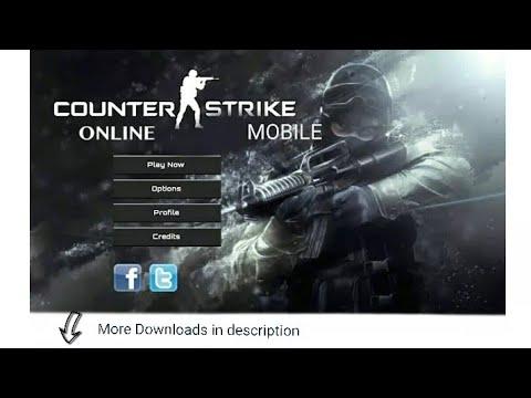 Counter-Strike  CS Portable Mobile [+Maps] Online Download - Top 5 |ThanosAtha