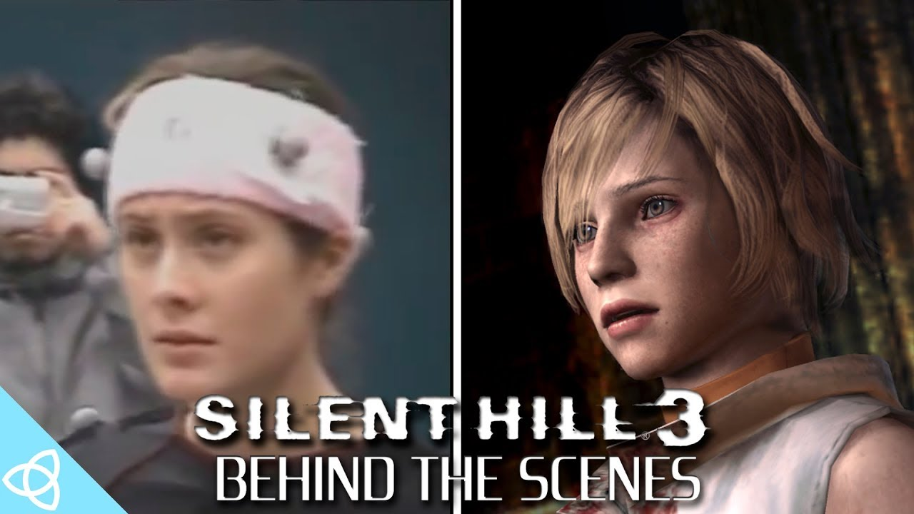 Behind The Scenes Silent Hill 3 Making Of Youtube