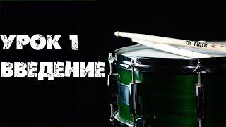 Урок 1 Ударные инструменты в современной музыке