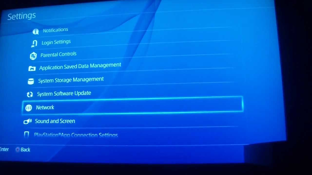Sony Playstation 4 Internet Speed Test Youtube