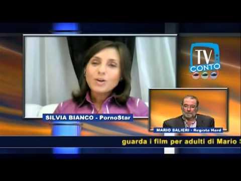 Silvia Bianco - Intervista con Mario Salieri - Conto TV (2012) thumbnail