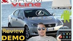 Lexus IS220D GROM VLINE 2 Android 8 1 Car Entertainment