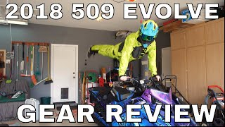 2018 509 OUTERWEAR EVOLVE JACKET AND PANTS REVIEW