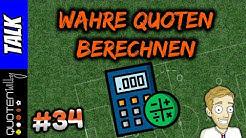 Wie DU wahre Sportwetten Quoten berechnest ► VALUE Tipp (Sportwetten Quoten) ► Sportwetten Talk #34