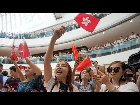 """Patriots governing Hong Kong"": Logical and legitimate"