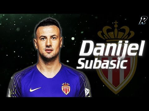 Danijel Subašić 2017/18  Amazing Saves -  AS Monaco