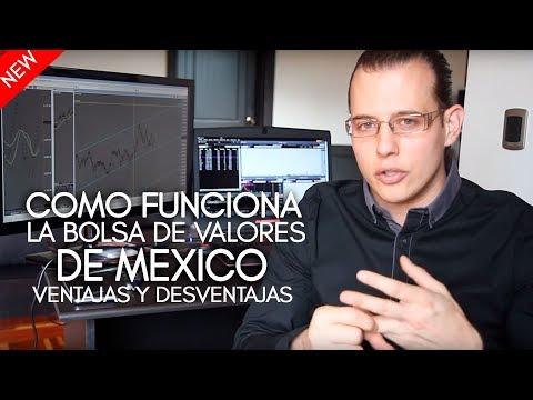 Como Funciona la Bolsa de Valores de Mexico: Ventajas y Desventajas