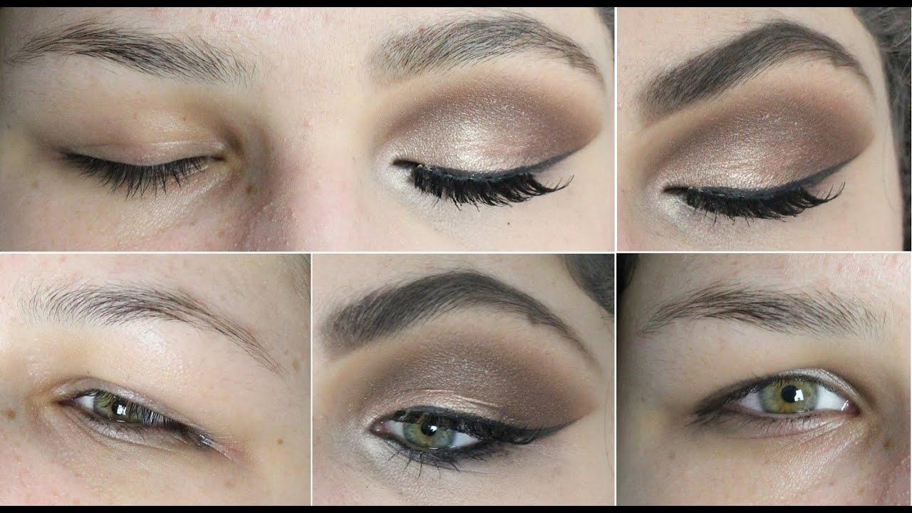 Os Melhores Quadros Pequenos Para: Maquiagem Para Pálpebra Gordinha E Olhos Pequenos! Como