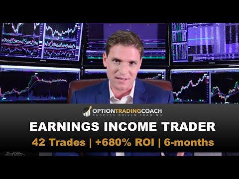 Earnings Income Trader: Top Options Strategies for Income