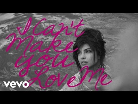 Priyanka Chopra - I Can't Make You Love Me (Lyric Video)