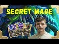 Firebat is playing Secret Yogg Mage in legend (Journey to Un'goro)