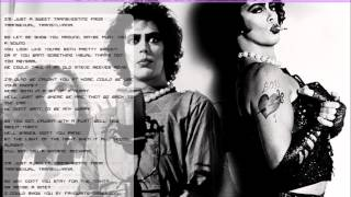 Sweet Transvestite by Fade - Tim Curry COVER