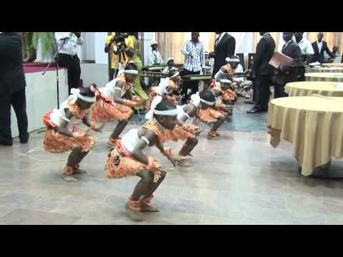 Akwa Abasi Ibom State: Children's Cultural Display