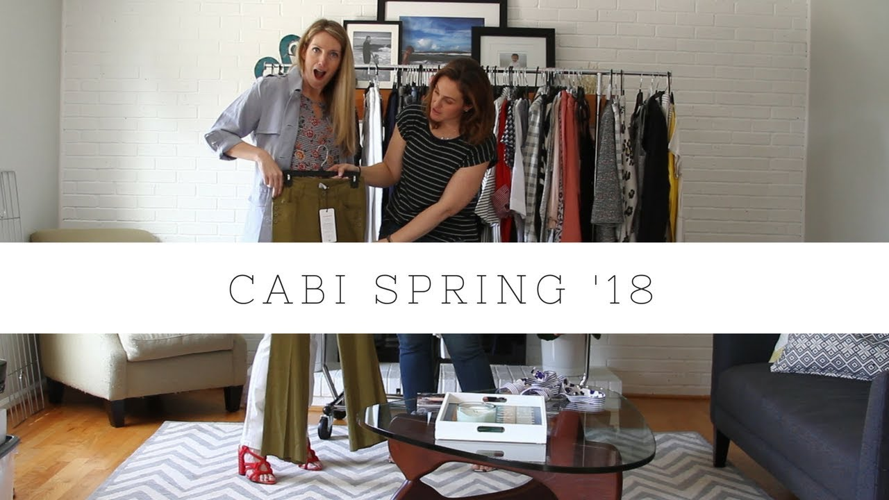 00077a82545c1 Cabi Spring 2018 - Review and Try On - YouTube