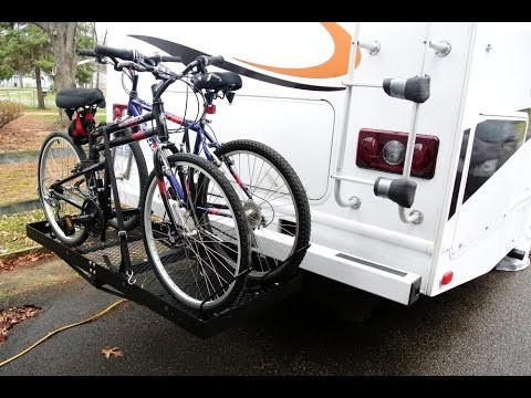 Review Of The Stromberg Carlson Cc100 Cargo Caddy And Cc125 Bike