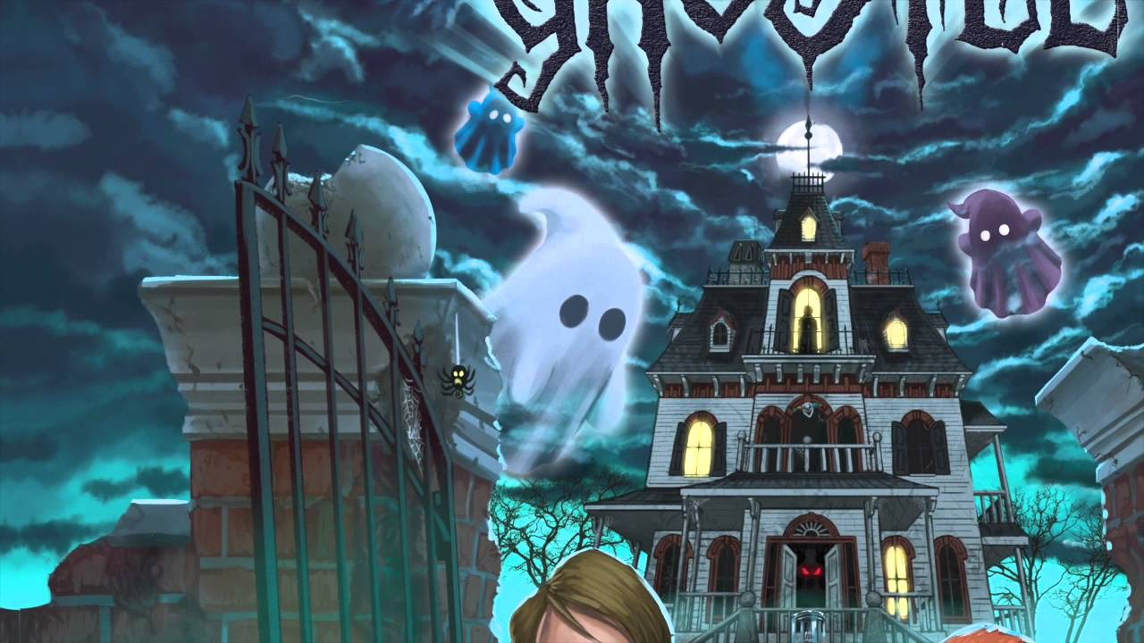 Ghostel: The Board Game by Tinkerbot Games — Kickstarter