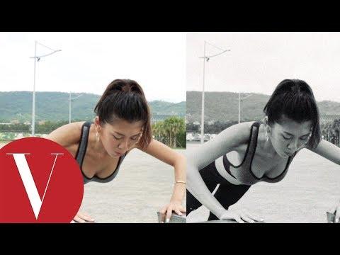 #TalkToMe 全台灣都是我的健身房|VOGUEme