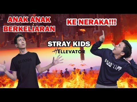 STRAY KIDS - HELLEVATOR ( CALON IDOL GOKS!!! )