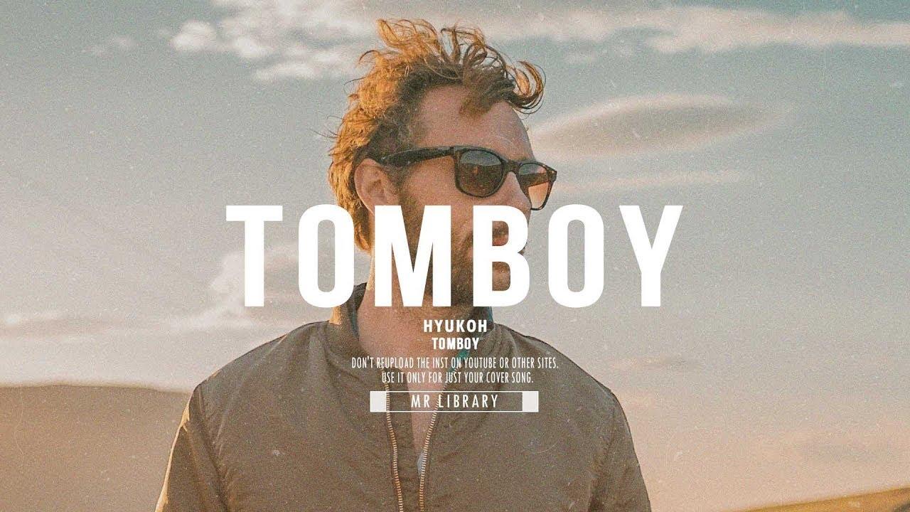 MR] HYUKOH(혁오) - TOMBOY (Acoustic Version) - MR라이브러리