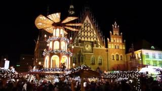 Vánoční trh ve Wroclawi