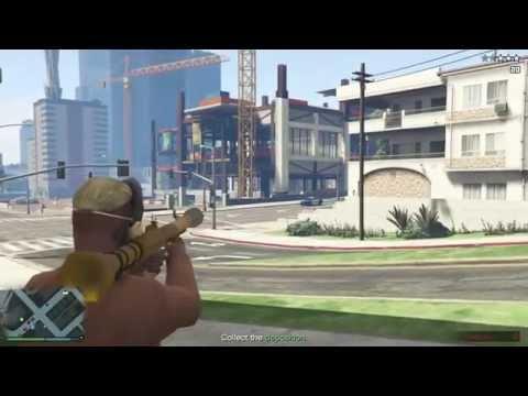 GTA Online: Prison Break- Wet Work