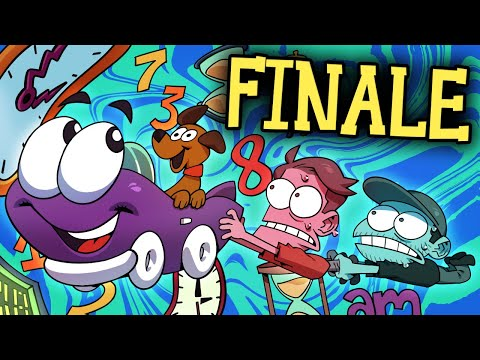 Back to the Future - PUTT-PUTT TRAVELS THROUGH TIME - FINALE |