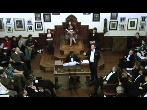 This House Has No Confidence in Her Majesty's Government (February 2011) | The Cambridge Union