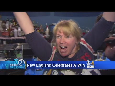 Patriots Fans React To Dramatic Win Over Steelers